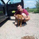 Tierschutz Foxy Rumänien Baustelle Füttterung