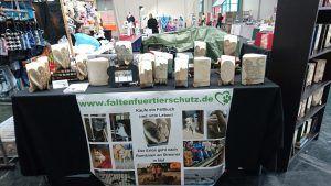 Kreativmarkt Augsburg Faltbuch Tierschutz