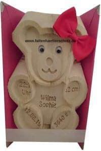 Faltbuch Tierschutz Teddy
